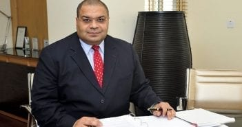 Andrew Alli, President & CEO of the Africa Finance Corporation (AFC)