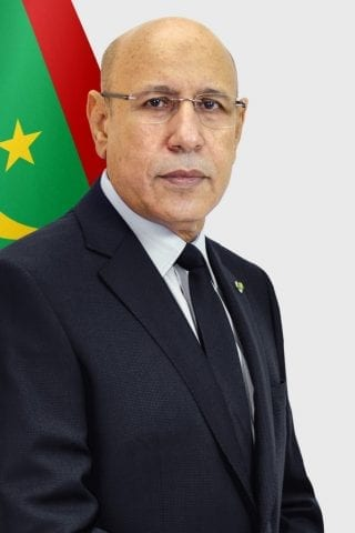 Mohamed Cheikh Ould Ghazouani